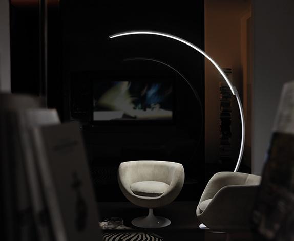 Hansandfranz Kyudo Floor Lamp