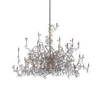 Harco Loor Tiara Diamond Lamp Collection