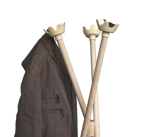 Harri Korhonen Tripla Coat Rack