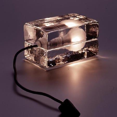 Harri Koskinen Block Lamp