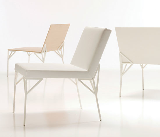 Harri Koskinen Substance Lounge Chair
