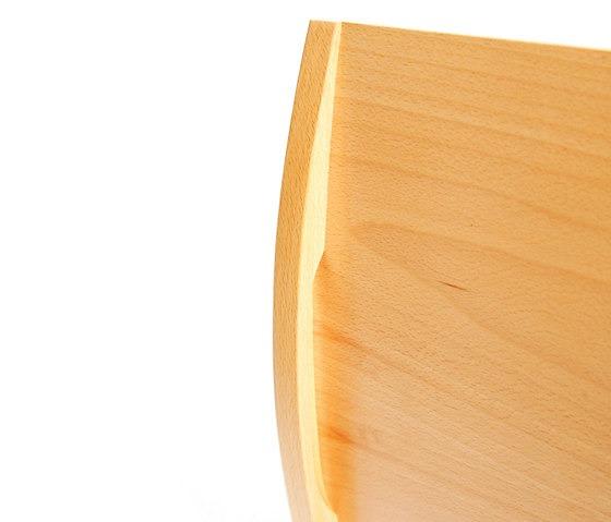 Harri Korhonen C.D. Stack Wood Chair