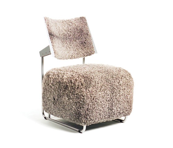 Harri Korhonen Oscar Lounge Chair