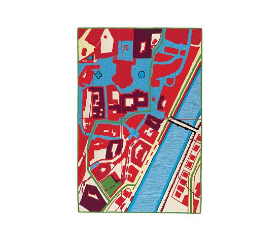 Harry Allen Map Carpet