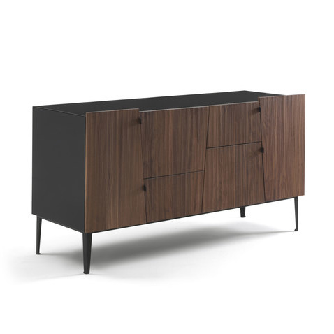 Haute Material and L. Pegolo Diagonal Sideboard