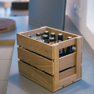 Havnens snedkeri beer crate for Used boxes for moving house