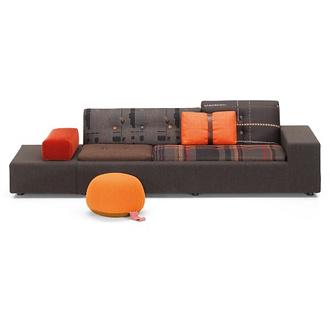 Hella Jongerius Maharam Polder Sofa