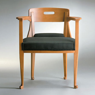 Henry Van De Velde Nostitz Chair