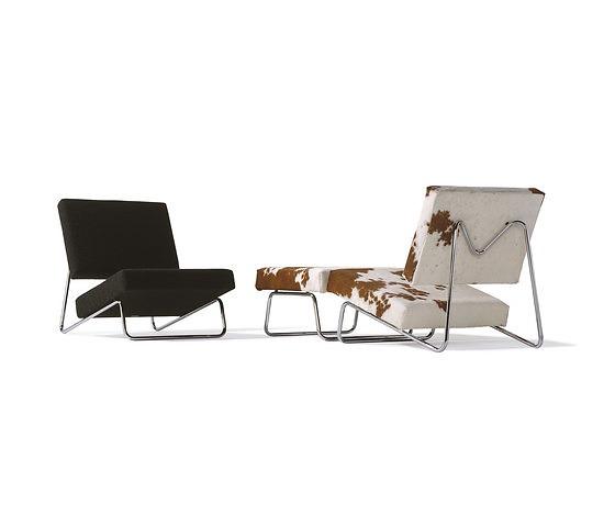 herbert hirche lounge chair. Black Bedroom Furniture Sets. Home Design Ideas