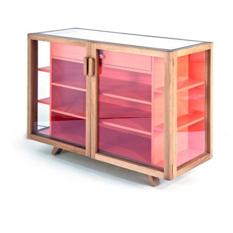 Hierve Vitrina Cabinet