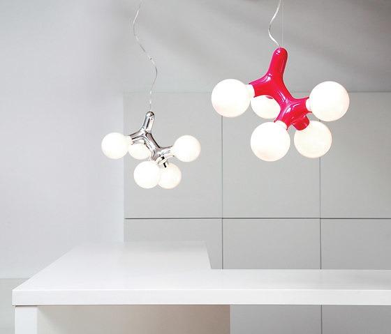 Hopf & Wortmann Dna Lamp Collection