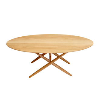Ilmari Tapiovaara Ovalette Table