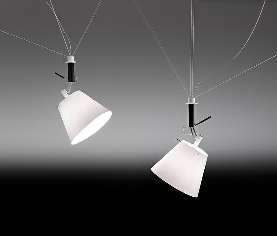 Ingo Maurer and Christoph Matthias Da + Dort Lamp