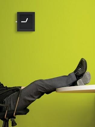 Invotis Orange Studio Quadrant - Flip Clock