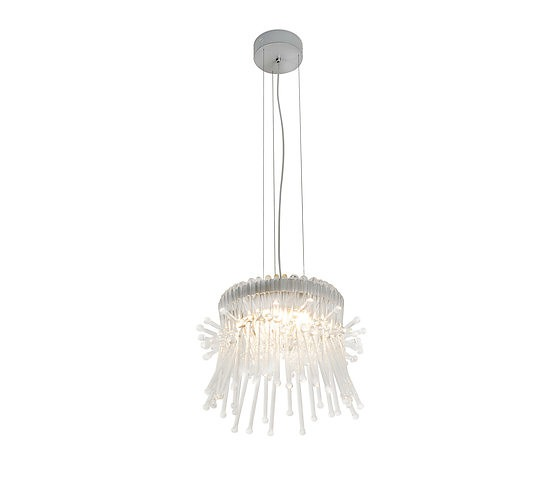 Isabel Hamm Madrid Round Lamp