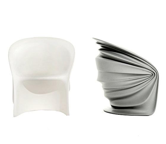Italo Rota Modesty Veiled Armchair