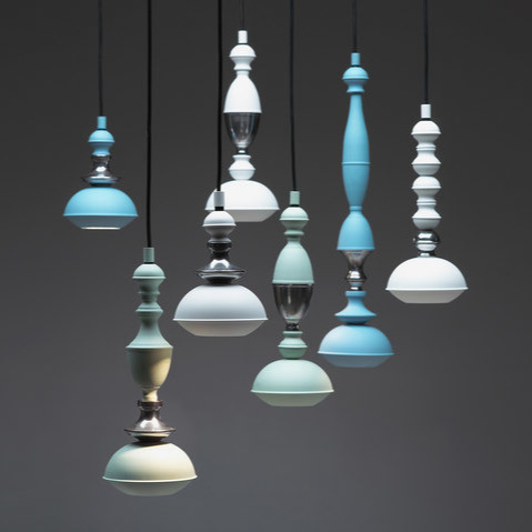 Jacco Maris and Ben Quaedvlieg Benben Lamp Collection