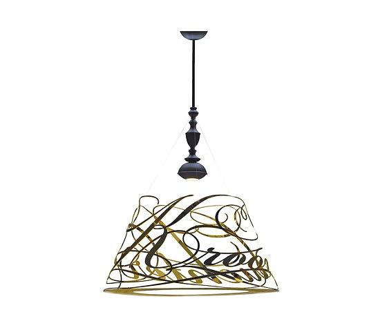Jacco Maris and Ben Quaedvlieg Idée Fixe Lamp