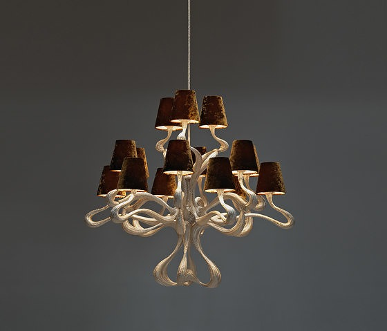 Jacco Maris and Ben Quaedvlieg Ode 1647 Lamp Colection