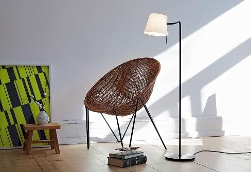 Jakob Timpe Elane Floor Lamp