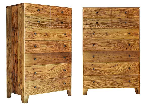 James Sanderson and Michael Iannone Shaken Tall Dresser