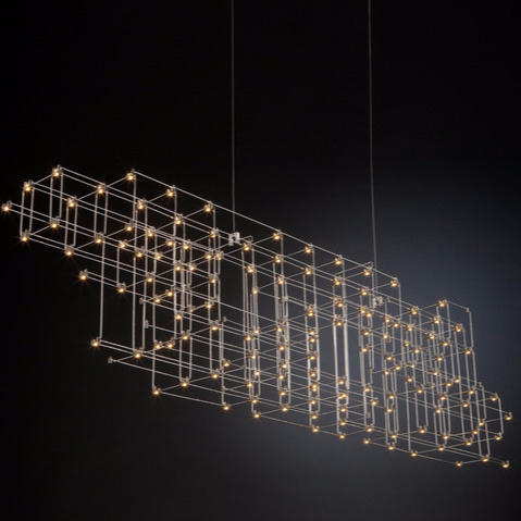 Jan Pauwels Orion Lamp