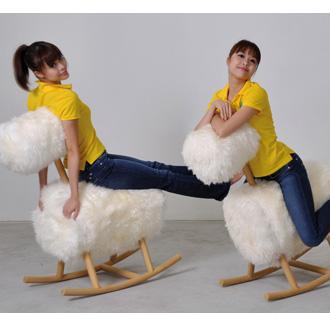 Jarrod Lim Hiho Rocking Horse