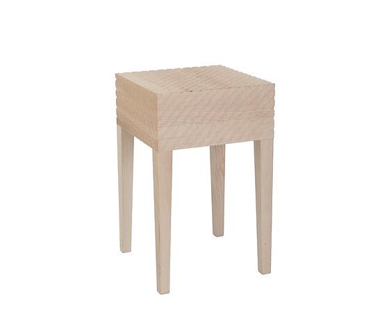 Jasna Mujkic Quiet Table & Stool