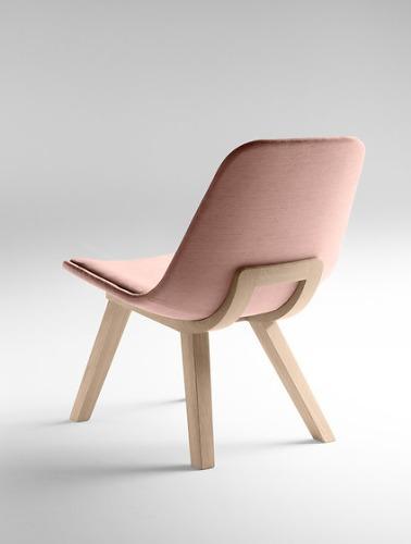 Jean Louis Iratzoki Kuskoa Lounge Chair