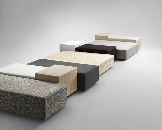 Jean-Marie Massaud Islands Seating System