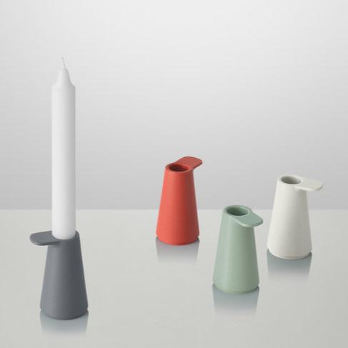 Jens Fager Grip Candlestick