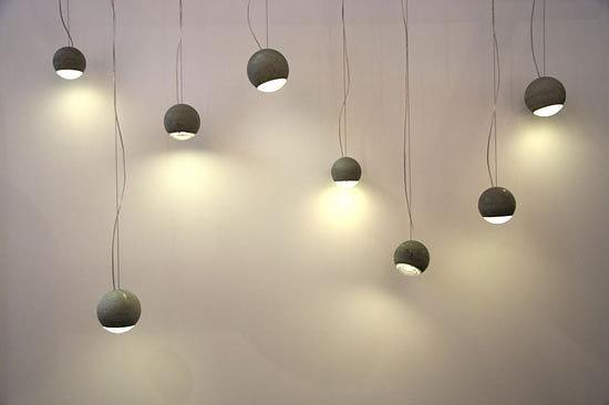 Joachim Manz Trabant 1/2 Pendant Lamp