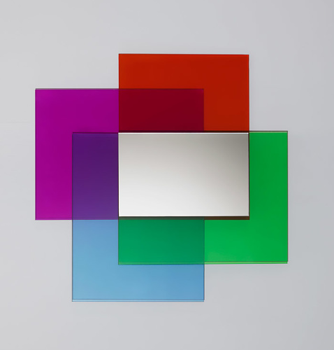Johanna Grawunder Colour On Colour Mirrors