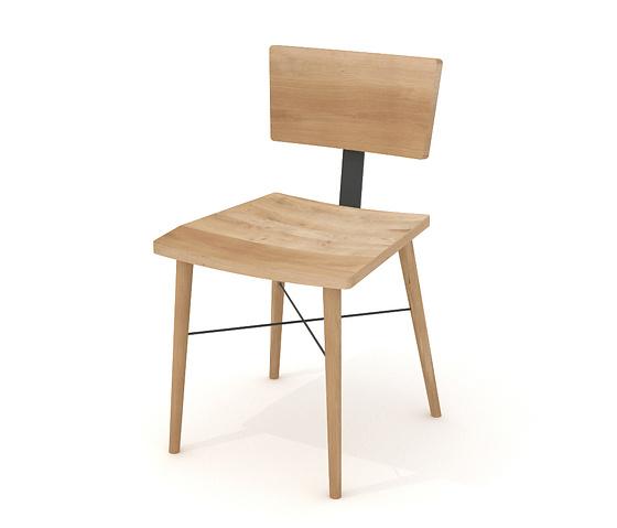 Jonas Wahlström Dowel Chair