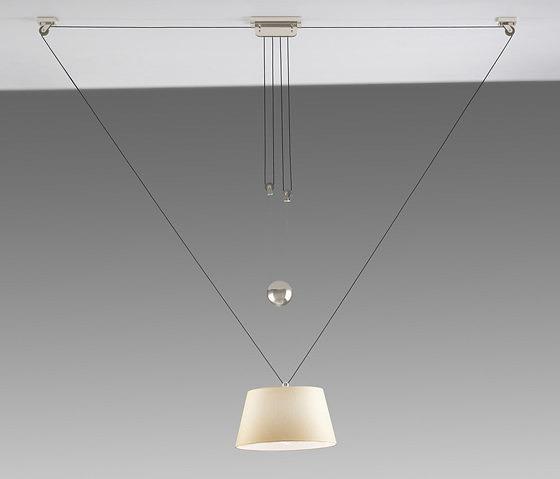 Jonathan Browning and J.T.Kalmar Design Team Zug Lamp