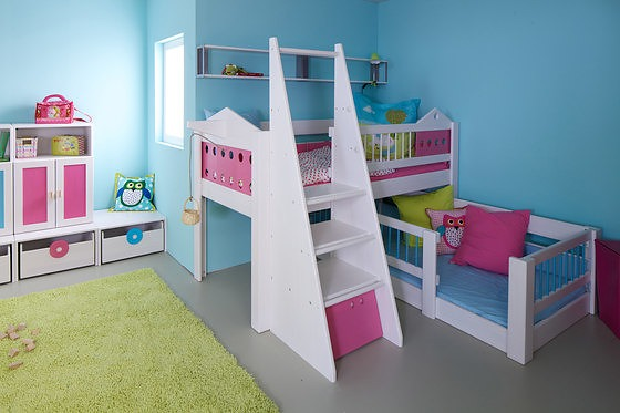 Jörg De Breuyn Debe Deluxe Villa Play Bed