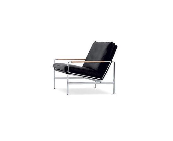 Jørgen Kastholm FK 6720 Easy Chair and Sofa