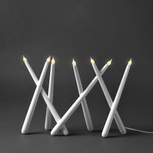 Josefin Hagberg Joy Electric Candlelight