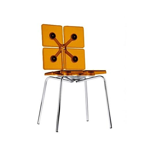 Julian Pastorino and Cecilia Suarez X-Tile Chair