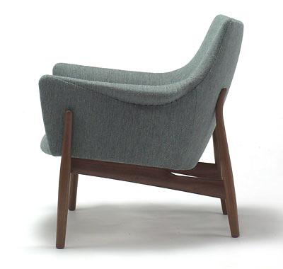 Jun Kamahara JUN-01 Easy Chair