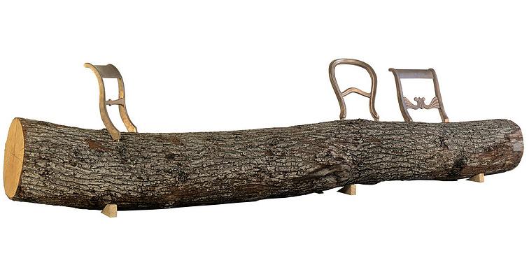Jurgen Bey Tree-trunk Bench