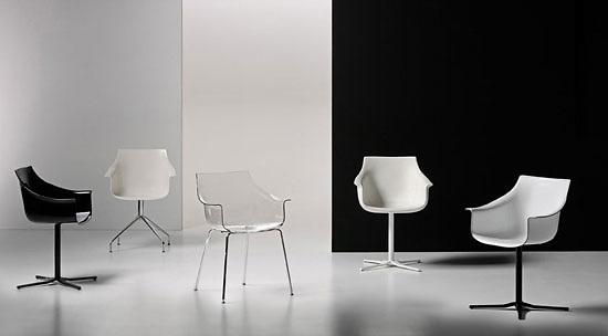 Karim Rashid Kab Chairs