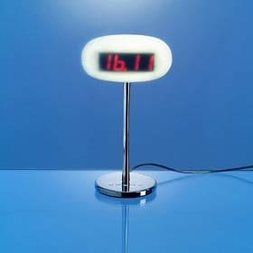 Karim Rashid Time & Space Clock Lamp