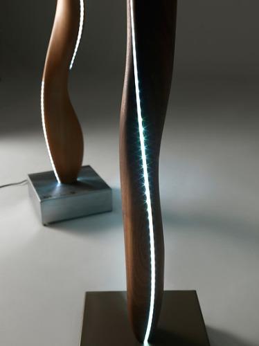 Karim Rashid Fiamma Lamp