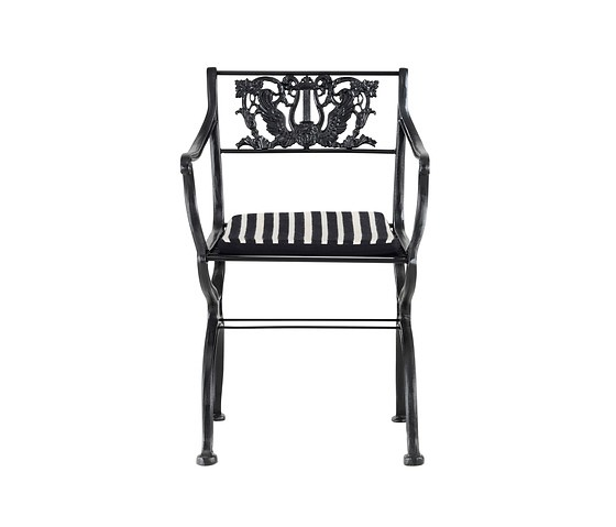 Karl Friedrich Schinkel D60 Garden Chair