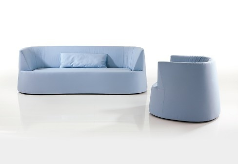Kati Meyer-Brühl Powder Armchair and Sofa