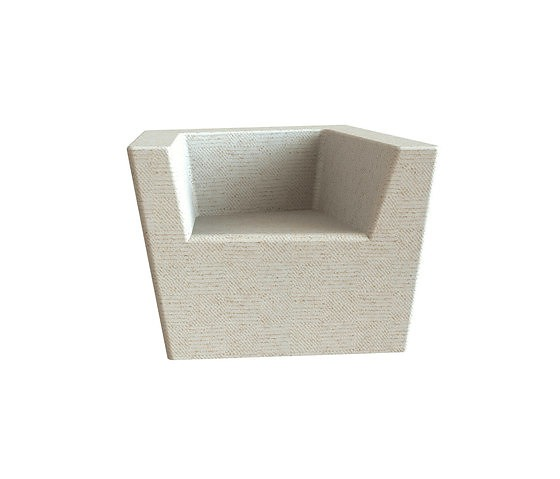 Kees Marcelis Stone Seating Collection
