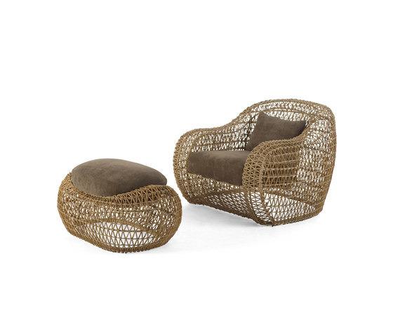 Kenneth Cobonpue Balou Seating Collection