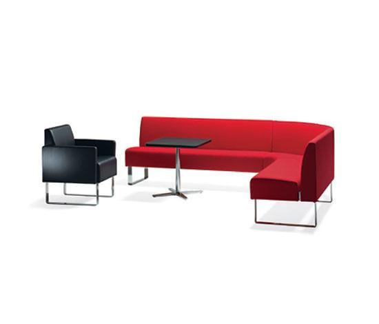 Kersti Sandin and Lars Buelow Monolite Seating