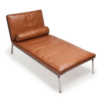Knut Bendik Humlevik and Rune Krogaard Man Chaise Longue